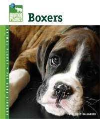 - TFH Animal Planet Pet Care Library Boxers Book