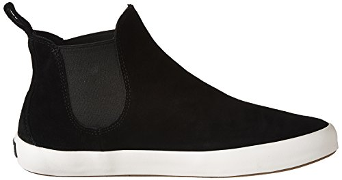 Men's Chelsea Sperry Ankle Wahoo Black Boots Apxxwn
