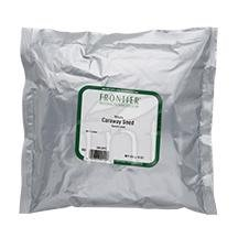 Frontier Herb Caraway Seed - Whole - Bulk - 1 lb