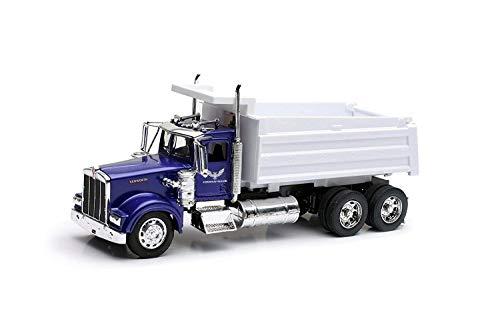 Shop72 Personalized Diecast Dump Truck - 1:32 Scale Kenworth W900 Dump Truck