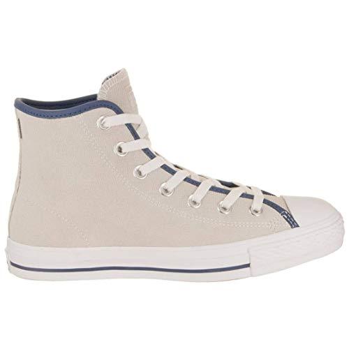 80f555578a88 Converse Unisex Chuck Taylor All Star Pro Hi White Mason Blue Gum  Basketball Shoe