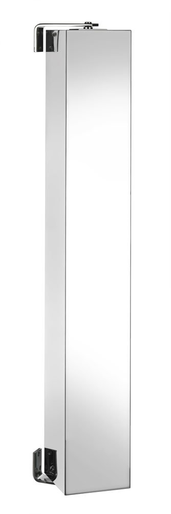 Croydex 1200 mm Arun Tall Pivoting Mirror Cabinet WC880222