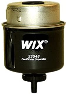 Pack of 1 33548 Heavy Duty Key-Way Style Fuel Manage WIX Filters