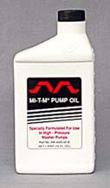 Mi T M AW-4085-0016 Power Washer Pump Oil