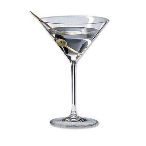 Set of 6 Riedel Vinum XL Martini Glass