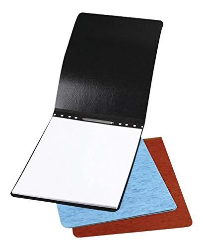 ACCO PRESSTEX Report Covers, 8.5 x 11 Inches, Top Bound, 2.75 Inch Centers, Red, 2 Per Pack (A7022278A)