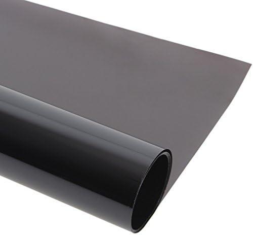Honel 日よけ 遮光に ウインドウフィルム カーフィルム 50cm×3m ブラック TY02