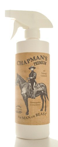 Chapman's Premium All Natural Horse Liniment
