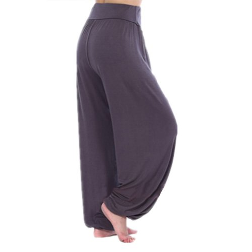 GOGO TEAM Womens Yoga Herem Pants Belly Dance Fitness Workout Pants