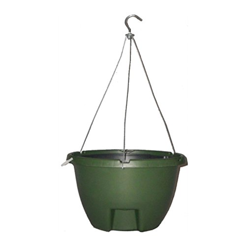 Self Watering Eco Friendly Green Hanging Flower Planter