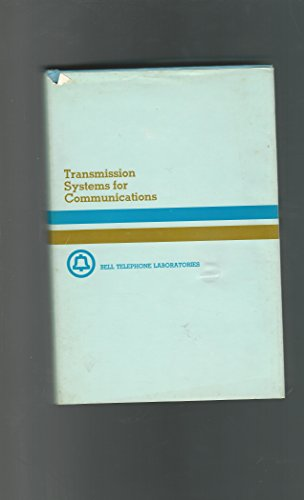 TRANSMISSION SYSTEMS FOR COMMUNICATIONS [Fourth Edition]