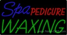 Spa Outdoor Led Sign - 7