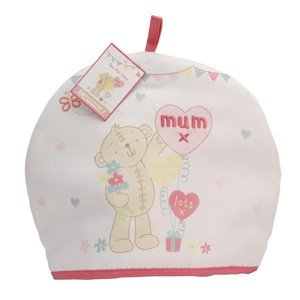 Mum Button Corner Tea Cosy by A1Gifts