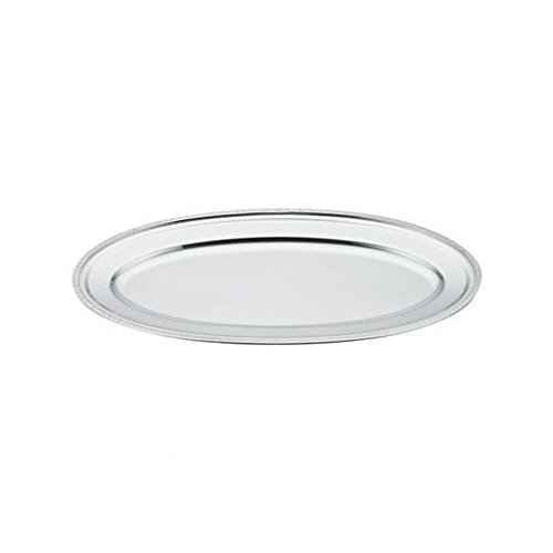 超安い品質 HW32915 HW32915 30インチ UK18-8菊渕魚皿 B00XKRA6OU 30インチ B00XKRA6OU, ユアーズサービス:fbd9c1ab --- arianechie.dominiotemporario.com