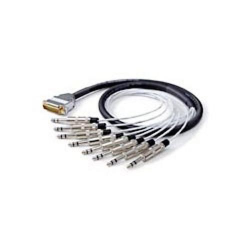Pro Co DA88BQ-15 - Analog DB25/TRS Patch Snake, 15'