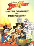 Sphinx for the Memories and Sir Gyro Gearloose (Duck Tales)