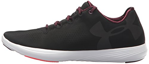 Under Red marathon Armour 005 Street Low Precision Black Women's rr0Uqx8