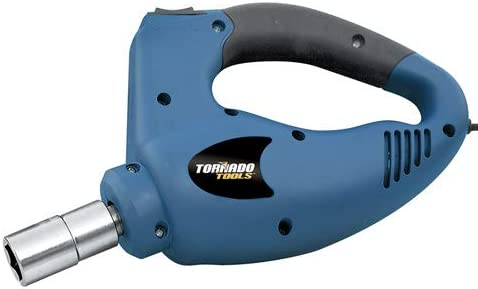Tornado Tools 12V DC Impact Wrench 185ft lbs Of Torque