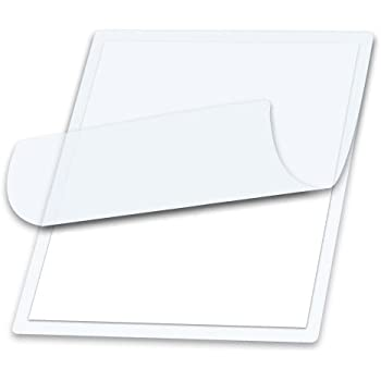 3 Mil Clear Letter Size Thermal Laminating Pouches 9 X 11.5 100 Hot Glossy Thermal Lamination Sheet Laminator