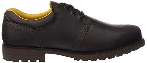 Zapatos Derby C2 Cordones Marrón Jack Brown de C2 02 Panama Hombre Panama para xTq0In