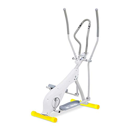 LORGDFDF Household Elliptical Trainer Elliptical Machine Trainer for Home Use Exercise Fitness Machine Helps Exercise…