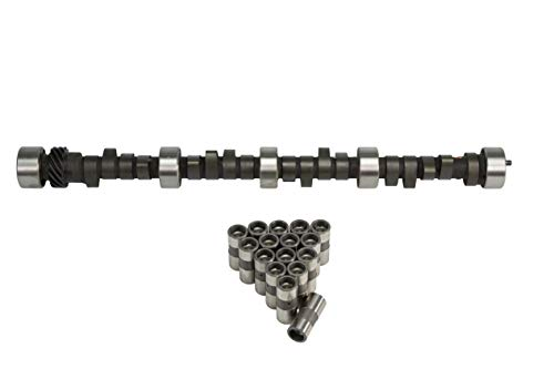- Lunati 30120740LK Voodoo 233/241 Solid Flat Tappet Cam/Lifter Kit for 262-400 Chevrolet Small Block