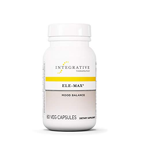Integrative Therapeutics – Ele-Max – Mood Balance Formula – 60 Capsules