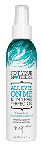 Not Your Mothers All Eyes On Me 10-In-1 Hair Perfector 6 Ounce (177ml) (3 Pack)