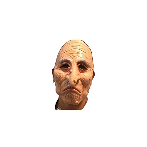 Quality Halloween Fairytale Evil Witch Mask -