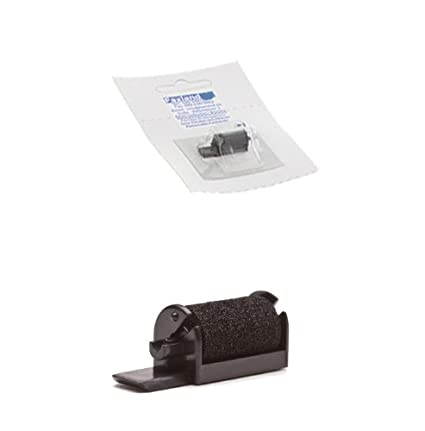 Farbrolle schwarz für Casio HR 8 B Gr.744 Farbbandfabrik Original