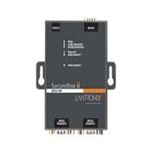 Lantronix SecureBox SDS2101 - Device server - 2 ports - 10Mb LAN, 100Mb LAN, RS-232, RS-422, RS-485