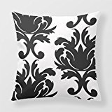 Lightinglife Decorative Pillow Throw Cushion Pillow Pattern Graphic Sofa Pillow 18 X 18 BEISI xdq