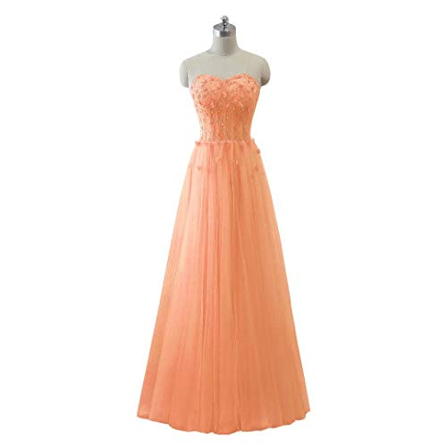 Maxi Tulle Love King's Abendkleid Formal 55 Long Schatz Ballkleider Perlen Frauen 7pRaZRWqP