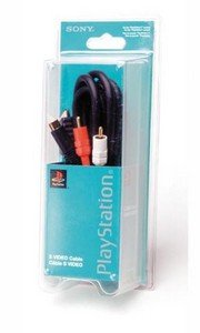 Sony PlayStation S-Video - S-video Ps3 Cable