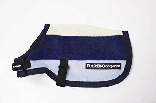 Rambo Deluxe Dog Blanket XX-Large Navy
