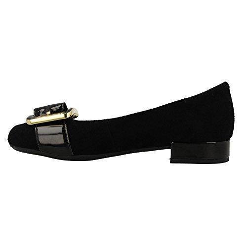 Rosabella Noir Noir Faye 26132316 CLARKS Sandale wE1Tva