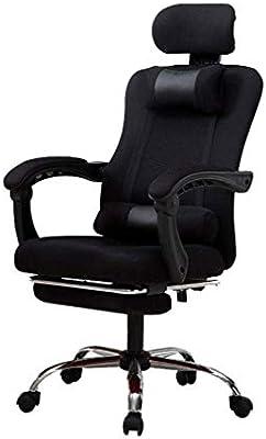 Surprising Amazon Com Ywawj Reclining Office Desk Chair Adjustable Inzonedesignstudio Interior Chair Design Inzonedesignstudiocom