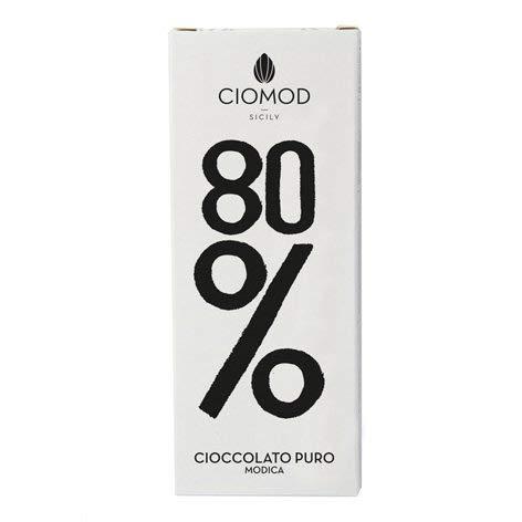 Ciomod Cioccolato Di Modica Puro 80 100 Gr
