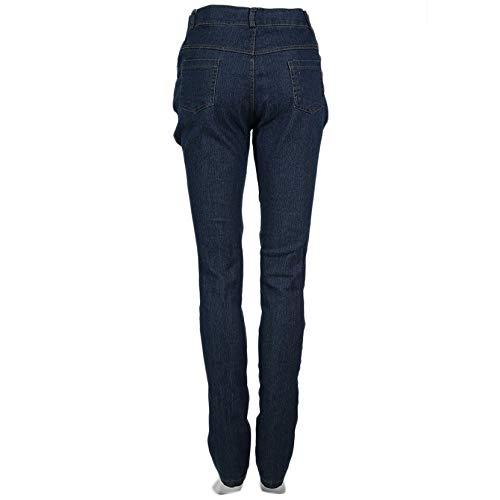 Alla Strappati Slim Jeans Da Moda Yogatada Skinny Fit Elasticizzati Donna nT7A8n1wq