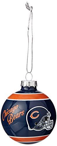 - Chicago Bears 2016 Glass Ball Ornament