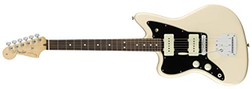Fender American Professional Jazzmaster Left-Handed Electric Guitar (Olympic White)