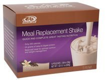 Advocare Meal Replacement Shakes - Box of 14 Single Serve Pouches(vanilla Flavor)