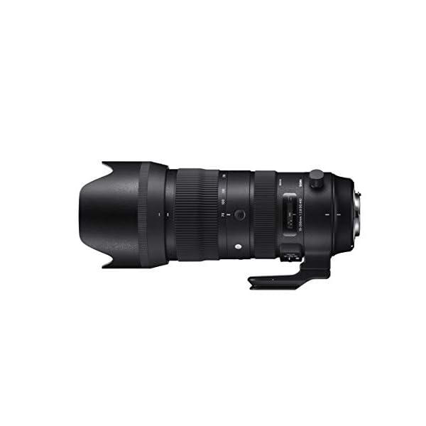 RetinaPix Sigma Sports 70-200mm f/2.8 DG OS HSM Lens for Canon DSLR Cameras (Black)