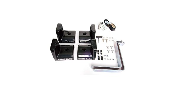 Rhino-Rack USA SEGLK2B Ladder Slide Ladder Kit