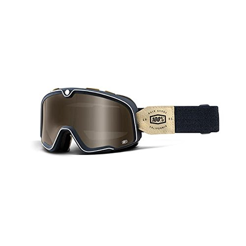 100% Barstow Adult Off-Road Goggles - Raw/Bronze Lens/One ()