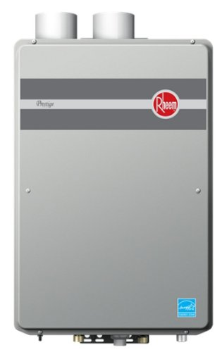 Rheem RTGH-95DVLP 9.5 GPM Indoor Direct Vent Tankless Propane Water Heater by Rheem