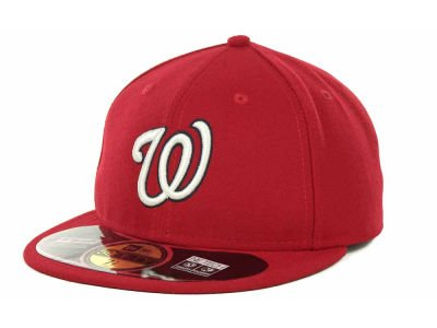 New Era Men's Authentic Collection 59FIFTY? - Washington Nationals