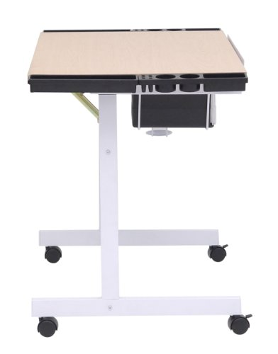 Studio Designs 13251 Deluxe Craft Station, White/Maple