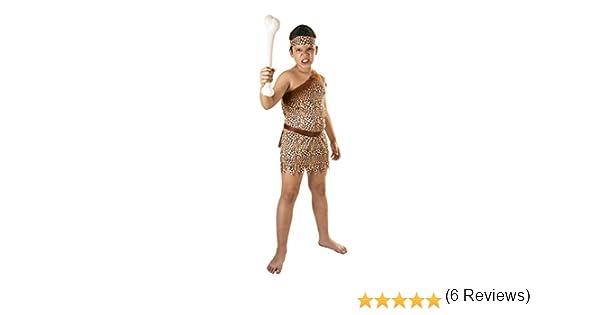 Costumizate! Disfraz Cavernícola de Talla 3-4 Especial para niños ...