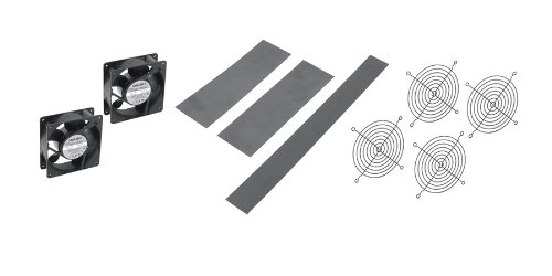 CWR-FKIT Middle Atlantic CWR Rack Cooling Fan Kit ()